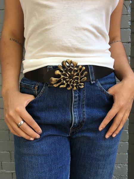 KC Vintage Brutalist Belt