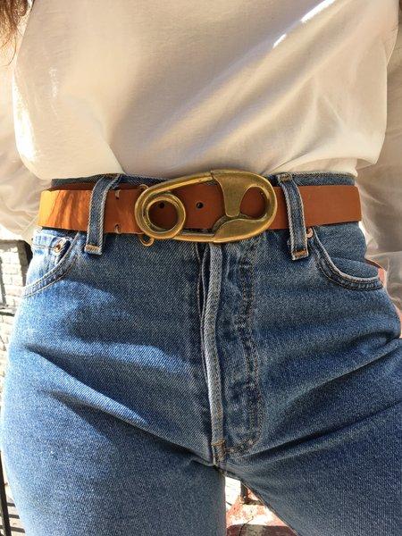 KC Vintage Safety Pin Belt