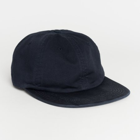 Unis 6-Panel Hat - Navy