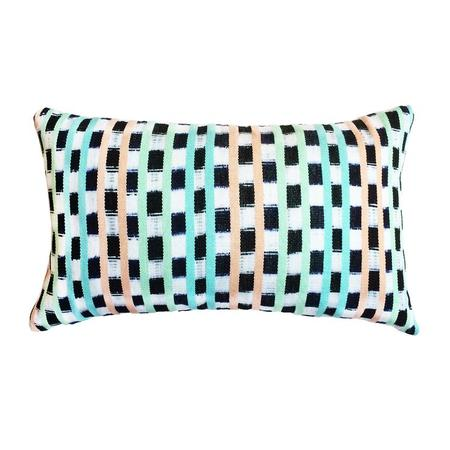 Archive New York San Juan La Laguna Jaspe Pillow - Pastel