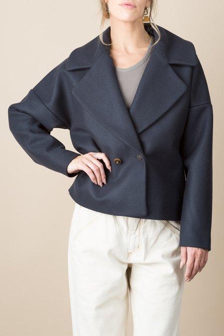 A Kind of Guise Katsura Jacket In Navy