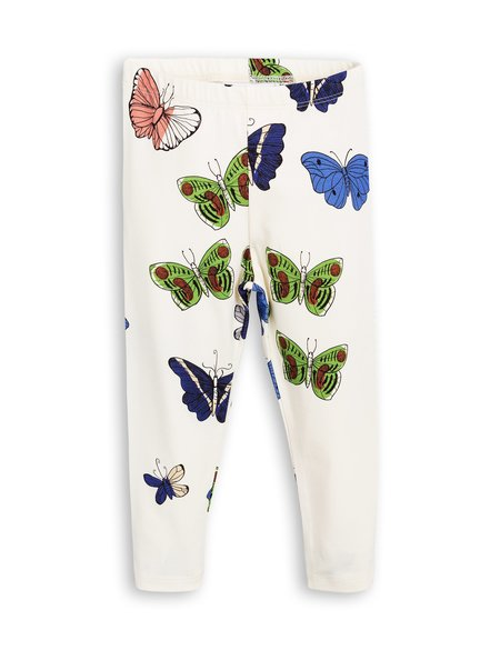 Kid's Mini Rodini Butterflies Leggings