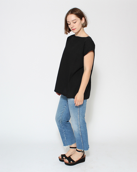 Uzi NYC Tunic in Black