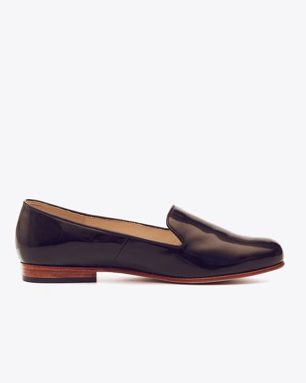 Nisolo Patent Leather Smoking Shoe