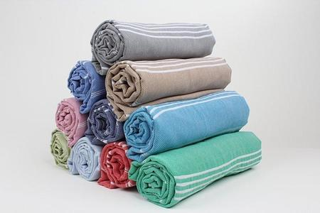 One Sky Cotton Turkish Towels