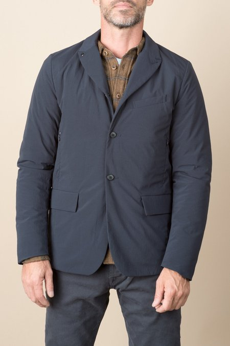 Still By Hand Jacket In Navy