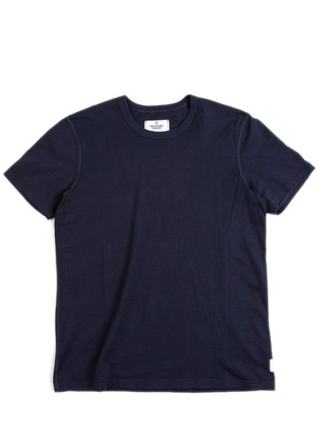 Reigning Champ SS Set-In Tee- Navy
