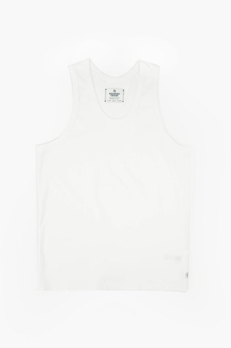 Reigning Champ Tank Top White