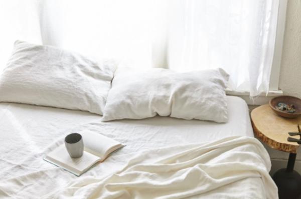 Jungmaven 100% Hemp Bedding sheet set, queen