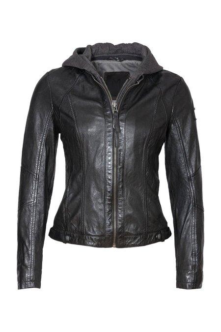 7 on Locust Yoa Leather Jacket