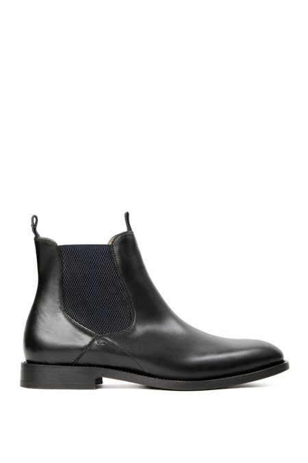 Hudson London Leather Wynford Chelsea Boot