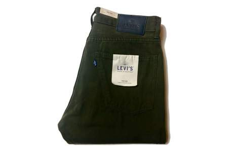 Levis Made and Crafted Tack Slim Fern