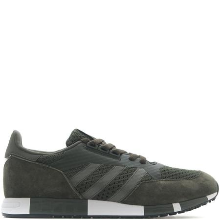 ADIDAS ORIGINALS BY WHITE MOUNTAINEERING BOSTON SUPER PRIMEKNIT - OLIVE