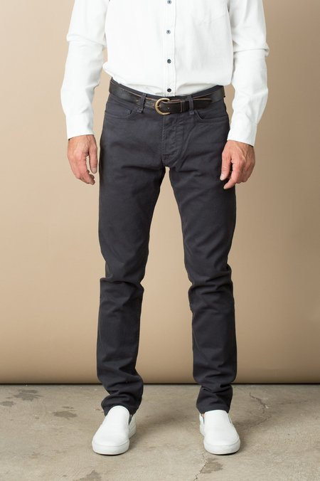 Homecore Alex Twill Pant In Wolf