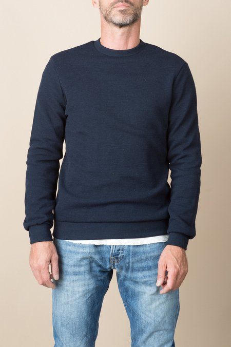 Homecore Base Piquet In Navy