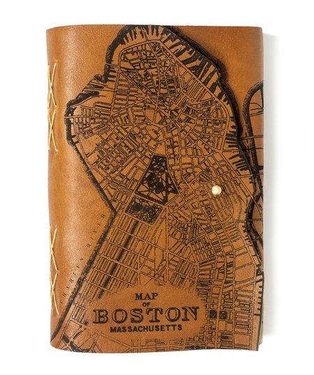 Tactile San Francisco Map Journal