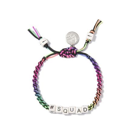 Venessa Arizaga #Squad Friendship Bracelet