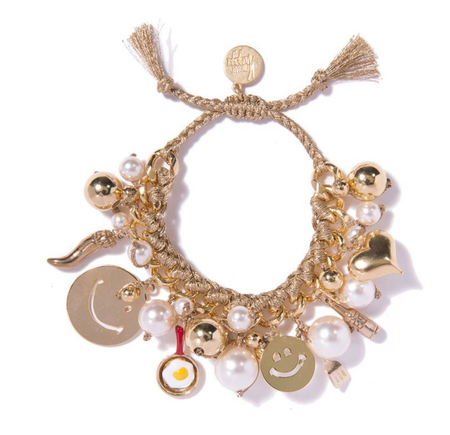 Venessa Arizaga Breakfast Buffet Bracelet