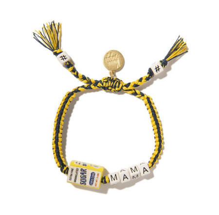 Venessa Arizaga Sugar Mama Friendship Bracelet