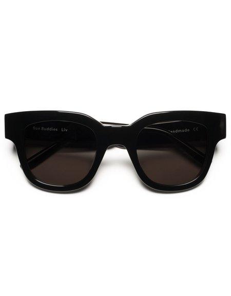 Sun Buddies Liv Sunglasses Black