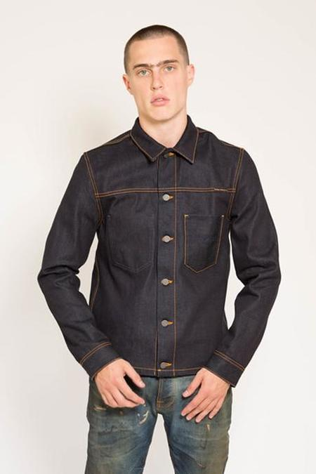 Nudie Ronny Selvage Denim Jacket
