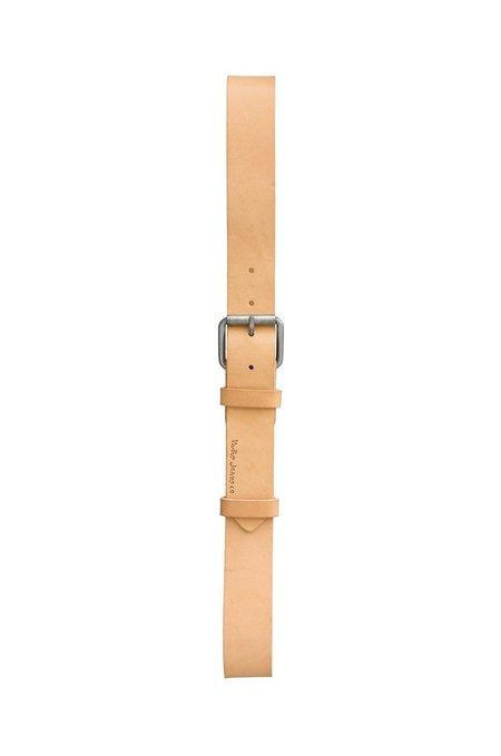 Nudie Natural Leather Pedersson Belt