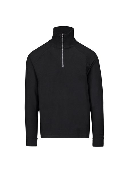 Our Legacy Half-Zip Funnel Sweater