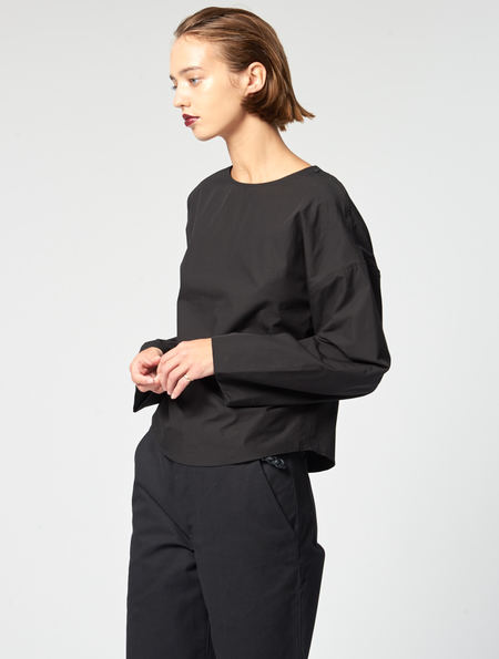 Lemaire Long-Sleeve Blouse