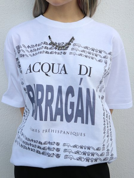 Barragán  Acqua Di Barragán Tee