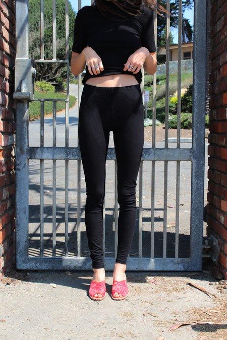 Kowtow Building Block Leggings Black