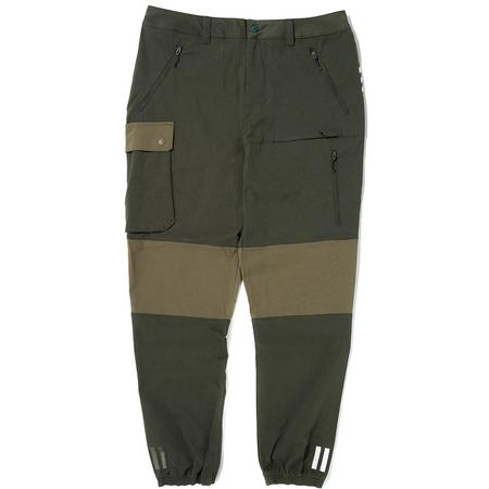 ADIDAS ORIGINALS BY WHITE MOUNTAINEERING WOVEN PANTS - NIGHT CARGO
