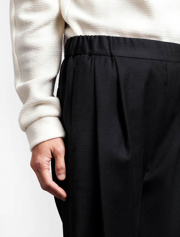 Stephan Schneider Trousers Mix Black
