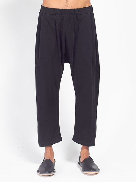 Willy Chavarria Buffalo Pant - Black