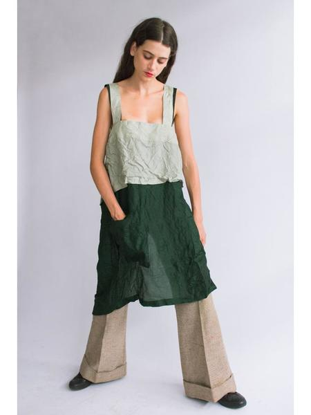 Rowena Sartin Overwear Slanted Set