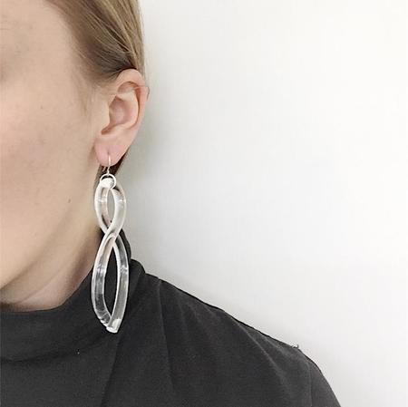 Corey Moranis Twist Earrings
