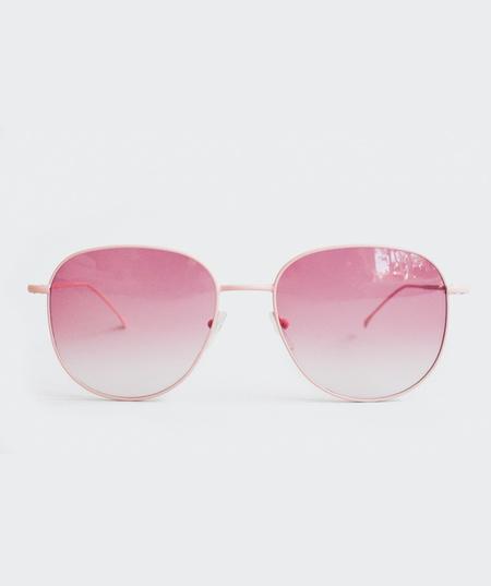 Prism San Diego Sunglasses - Matte Pink