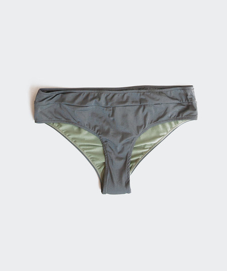 Bower Swimwear Andy Bikini Bottom - Slate