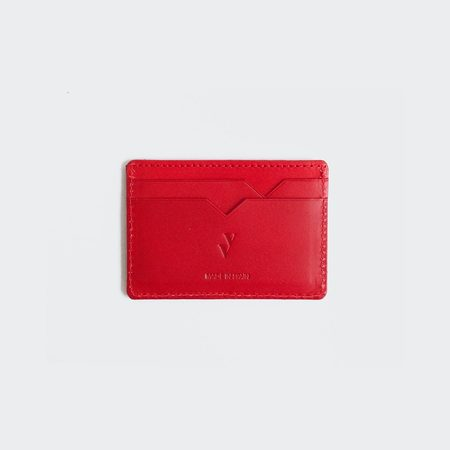 VereVerto Fio Wallet - Cherry