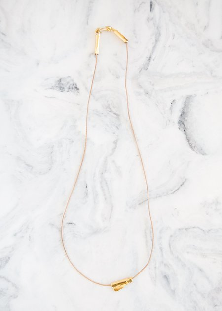 Takara Saka Necklace 14KT Gold