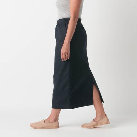 NICO Harbor Skirt in Indigo