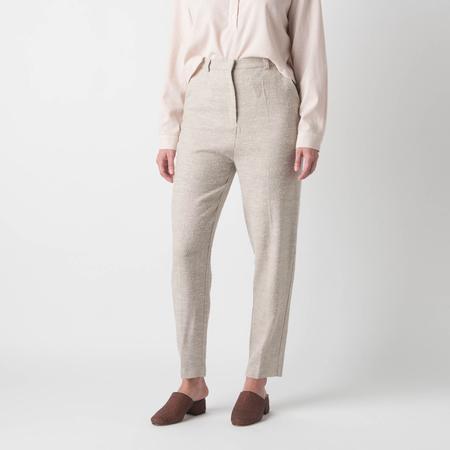 SAMUJI Sewell Trouser in Sand