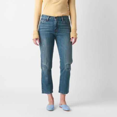 LEVI'S VINTAGE CLOTHING 1967 505 Customized Jean in Sidewinder