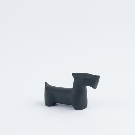 SAIKAI Kamasada Iron Dog Ornament