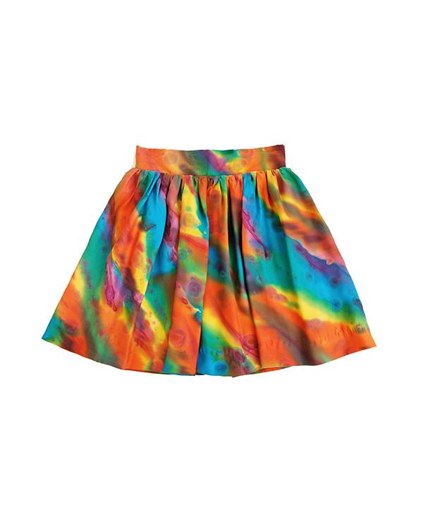 Heidi Merrick Tie Dye Skirt