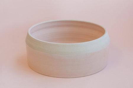 YYY Peach Collar Bowl