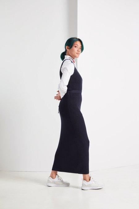 Kowtow Gala Dress - Navy