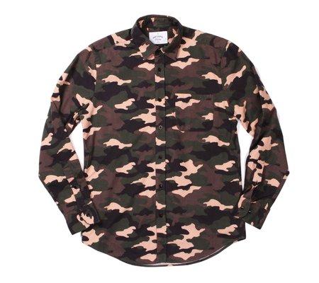 Portuguese Flannel Tropa Flannel Shirt