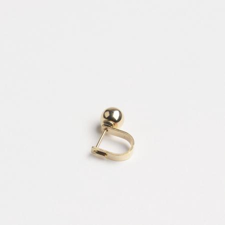 CINQ Single Gold Filled Miqa Ear Anchor Earring