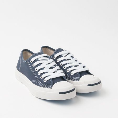 CONVERSE Jack Purcell OX in Navy