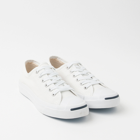 CONVERSE Jack Purcell OX in White